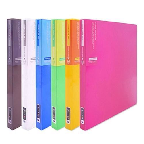 아이윙스 5000 희망 아이콘 컬렉션 A4 클리어화일 40매